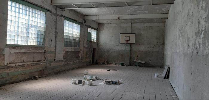 В Запорожье спортзал СИЗО сдают в аренду (ФОТО)