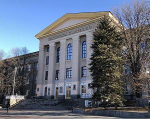 В Запорожье сдают в аренду часть университета: стартовая цена снижена вдвое (ФОТО)