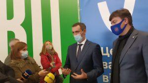 Ляшко во время визита в Запорожье сказал, кого еще коснется обязательная вакцинация
