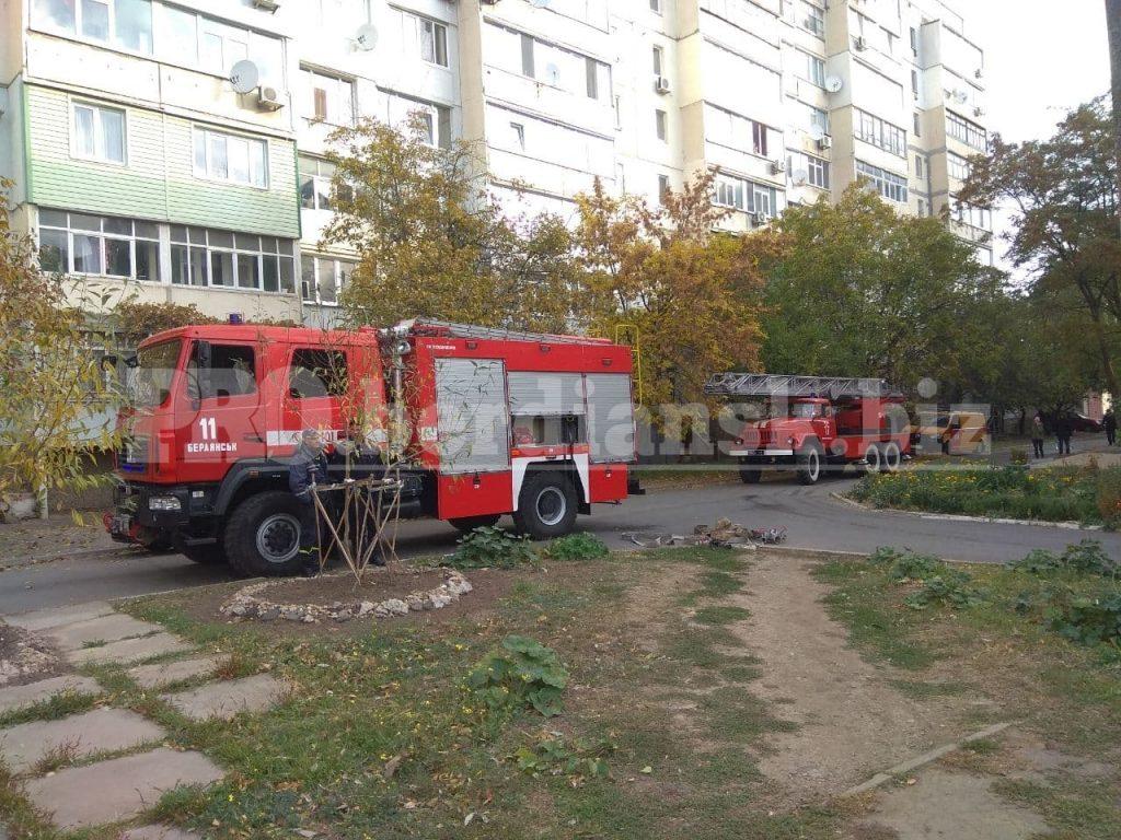 В Бердянске мужчина за требование оплатить коммуналку едва не взорвал многоэтажку