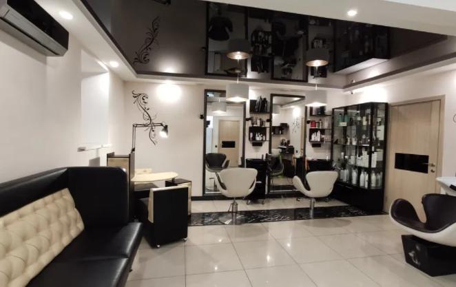 В Запорожье за 3,8 миллиона продают салон красоты VIP-класса (ФОТО)